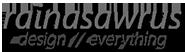rainasawrus.com Logo